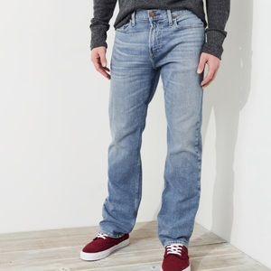 Hollister Men's Epic Flex Classic Straight Jean